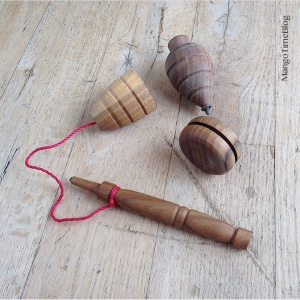 Juegos Tradicionales de Venezuela: Perinola, Trompo y Yoyo